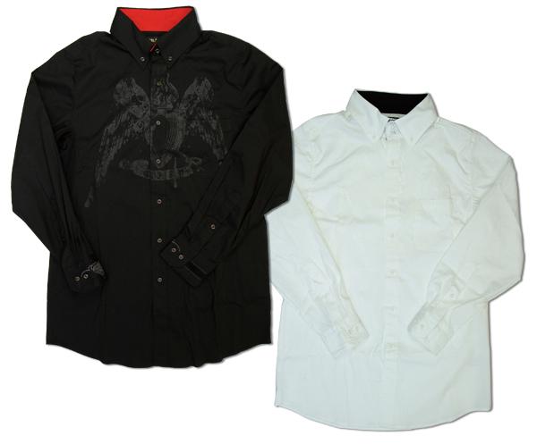 クCRAZY Noir FIT Shirts :: クレイジー ノワール フィット シャツ
