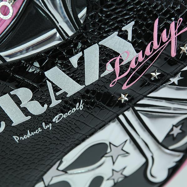 CRAZY × DECOLF CADDIE BAG クレイジー×デコルフ キャディバッグ