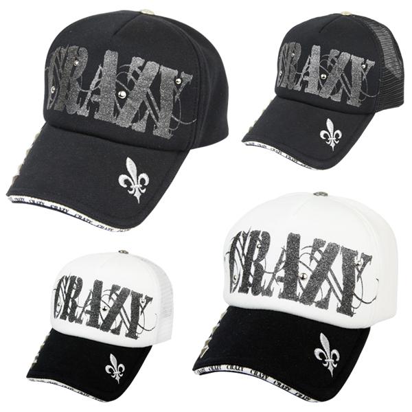 CRAZY RIVET CAP  (クレイジー リベットキャップ)