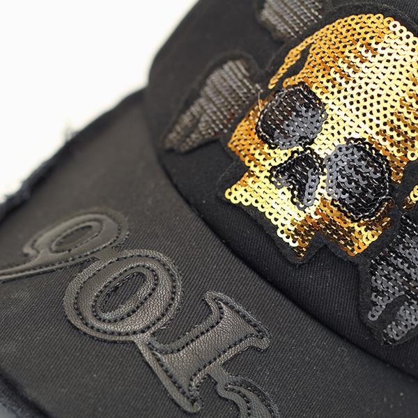 9012 SKULL CAP  (9012 スカルキャップ)