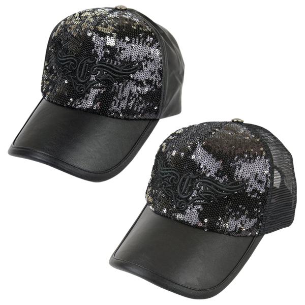 CRAZY SPANGLE CAP  (クレイジー スパンコールキャップ)