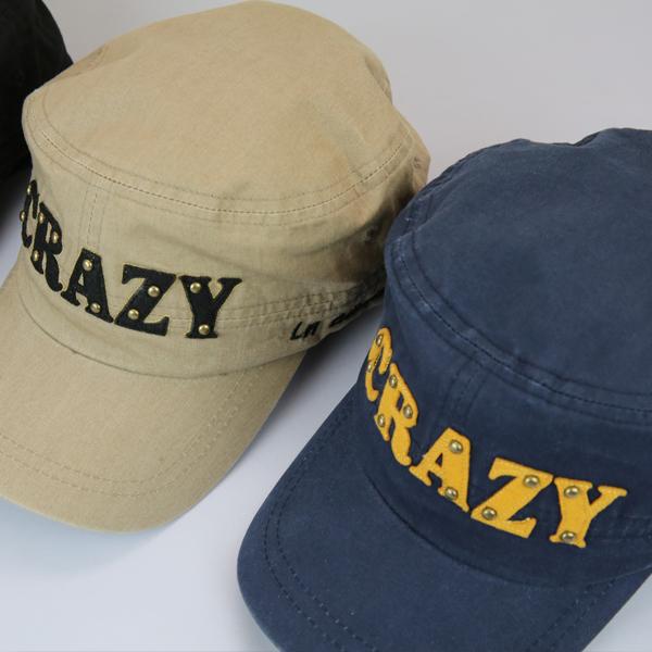 CRAZY WORK CAP  (クレイジー ワークキャップ)