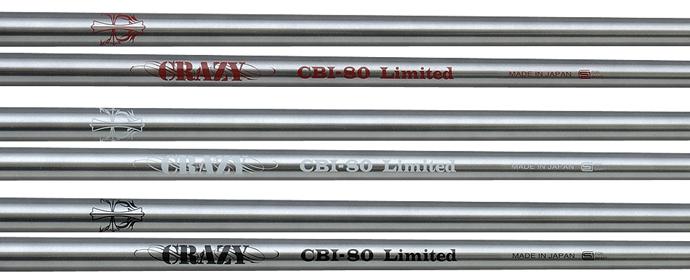 CBI-80 Limited  1本価格38,000円(税抜き) ※MADE IN JAPAN