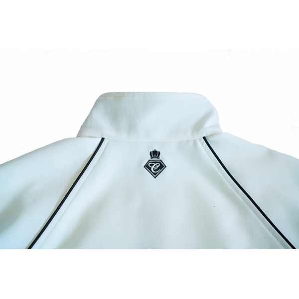 CRAZY DOUBLE CLOTH RAGLAN SLEEVE BLOUSON (CRAZY ダブルクロスラグランスリーブブルゾン)