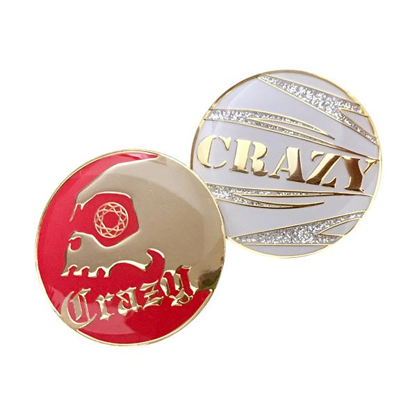 CRZ DOKURO CHIP MARKER (クレイジー ドクロチップマーカー)