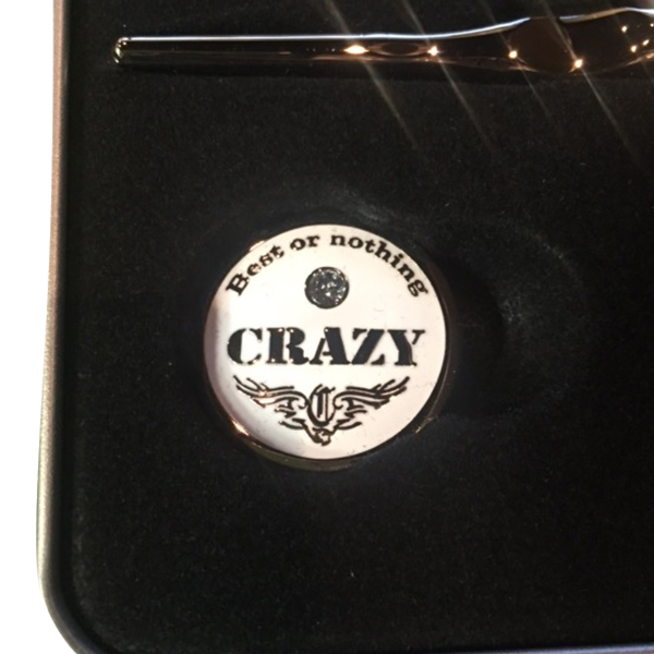 CRZ MARKER AND GREEN FORK (クレイジー マーカー付グリーンフォーク)-缶ケース入-